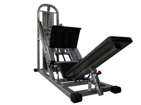 Leg press machine, 45°
