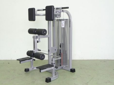 Standing leg curl machine