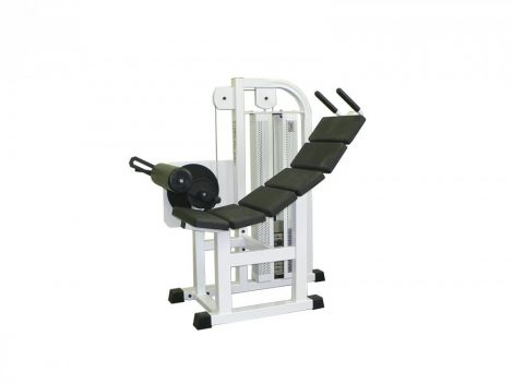 Abdominal machine, thigh lifting