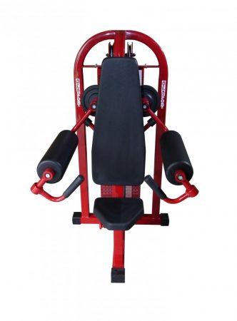 Lateral shoulder machine