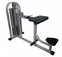 Biceps machine, horizontal