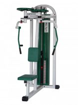 Lady butterfly-shoulder machine combi