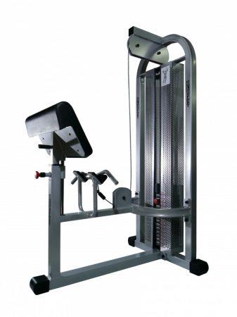 Biceps machine, standing