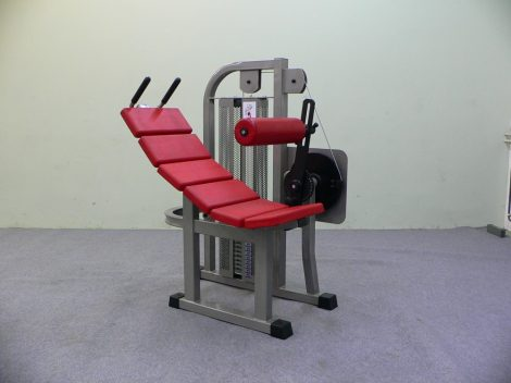 Gluteus machine, lying