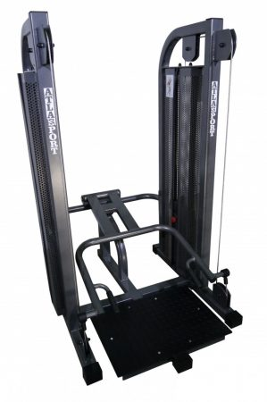 Pull-up machine
