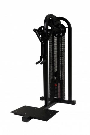 Shoulder machine, standing