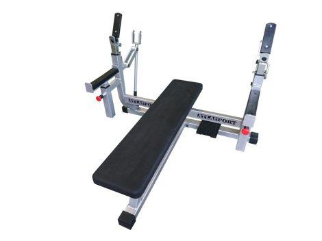 Powerlifting fekvenyomó pad (212)