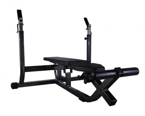 Press bench 0 - 30°
