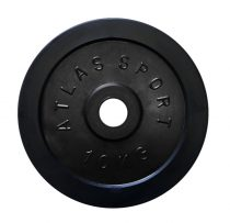 10 kg-os tárcsa  (furat 51 mm)