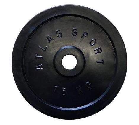 15 kg-os tárcsa  (furat 51 mm)