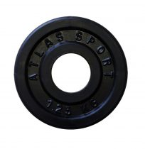 1,25 kg disc (D: 51 mm)