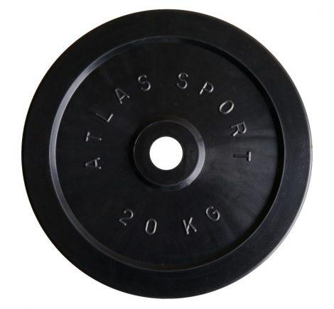 20 kg-os tárcsa  (furat 51 mm)