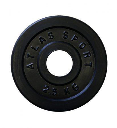 2,5 kg-os tárcsa (furat 51 mm)