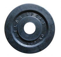 1,25 kg-os tárcsa  (furat 31 mm)